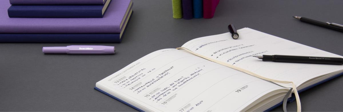 Wochenplaner + Notizen