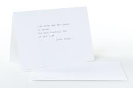 type.MANUFAKTUR Briefkarte Mark Twain