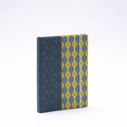 Adressbuch ALMA Suffolk | 12 x 16,5 cm, 48 Blatt