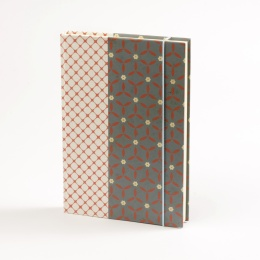 Adressbuch JACKIE Calais | 11 x 13,5 cm, 64 Blatt