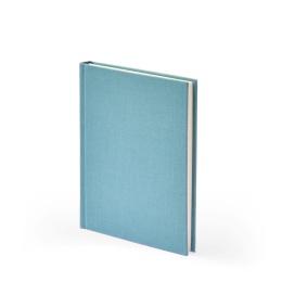 Adressbuch LEINEN jade | 12 x 16,5 cm, 48 Blatt