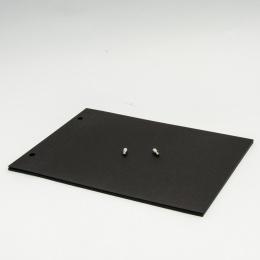 Erweiterungs-Set BASIC 32 x 22,5 cm, 10 Blatt schwarz