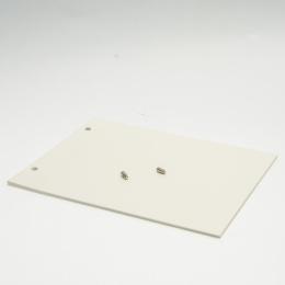 Erweiterungs-Set BASIC 24 x 17,5 cm, 10 Blatt chamois