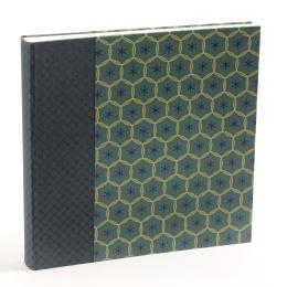 Fotoalbum ALMA Cumberland | 23 x 24,5 cm, 30 Blatt chamois