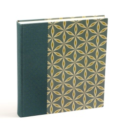 Fotoalbum ALMA Cornwall | 30 x 30 cm, 30 Blatt chamois