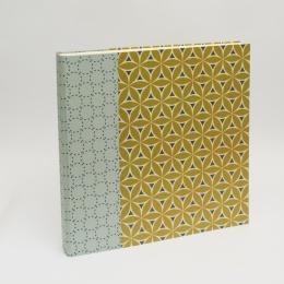 Fotoalbum ALMA Devon | 30 x 30 cm, 30 Blatt chamois