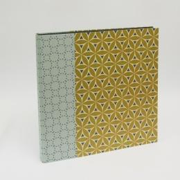 Fotoalbum ALMA Devon | 35 x 35 cm, 30 Blatt schwarz