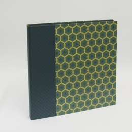 Photo Album ALMA Cumberland | 30 x 30 cm, 30 sheet black