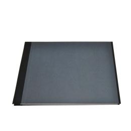 Fotoalbum True Colours schwarz/grau | 32 x 22,5 cm, 20 Blatt schwarz