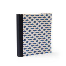 Fotoalbum GINA Capri | 30 x 30 cm, 30 Blatt schwarz