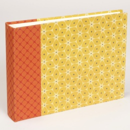 Fotoalbum JACKIE Somerset | 20,5 x 15 cm, 30 Blatt chamois