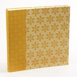 Fotoalbum JACKIE Nizza | 30 x 30 cm, 30 Blatt chamois