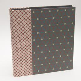 Fotoalbum JACKIE Calais | 23 x 24,5 cm, 30 Blatt schwarz