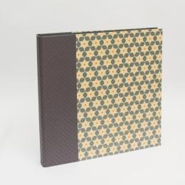 Fotoalbum JACKIE La Rochelle | 30 x 30 cm, 30 Blatt schwarz