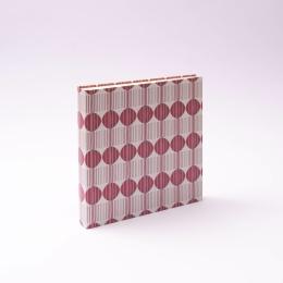 Fotoalbum MITSUKO Kobe | 23 x 24,5 cm, 30 Blatt chamois