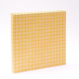 Fotoalbum SUZETTE Belleville | 30 x 30 cm, 30 Blatt chamois