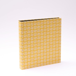 Fotoalbum SUZETTE Belleville | 23 x 24,5 cm, 30 Blatt schwarz