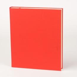 Gästebuch LEINEN rot