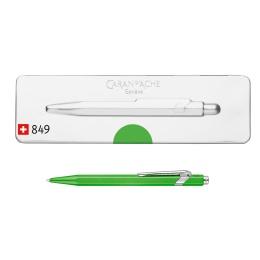 Kugelschreiber 849 POPLINE grün fluo