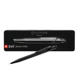 Kugelschreiber 849 BLACK CODE