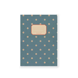 Heft DIN A5 - JACKIE, liniert Biarritz | DIN A 5, 32 Blatt liniert