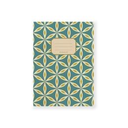 Heft DIN A5 - ALMA, blanko Cornwall | DIN A 5, 32 Blatt blanko