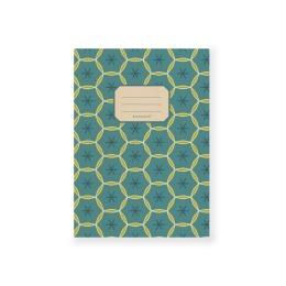 Heft DIN A5 - ALMA Cumberland | DIN A 5, 32 Blatt blanko