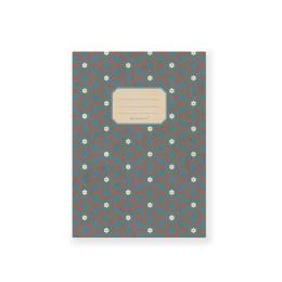 Heft DIN A5 - JACKIE, blanko Calais | DIN A 5, 32 Blatt blanko