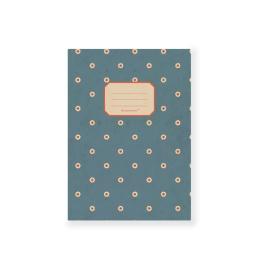Heft DIN A5 - JACKIE, blanko Biarritz | DIN A 5, 32 Blatt blanko
