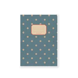 Heft DIN A5 - JACKIE Biarritz | DIN A 5, 32 Blatt blanko
