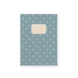 Heft DIN A5 - SUZETTE, blanko Marais | DIN A 5, 32 Blatt blanko