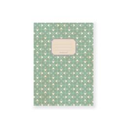 Heft DIN A5 - SUZETTE, blanko Montparnasse | DIN A 5, 32 Blatt blanko