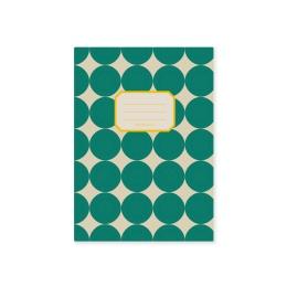 Heft DIN A5 GINA San Remo | DIN A 5, 32 Blatt liniert