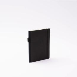 Kalender 2021 CONTEMPORARY schwarz   12 x 16,5 cm,  1 Woche/Doppelseite