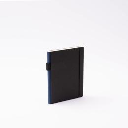 Kalender 2021 CONTEMPORARY preußisch blau | 12 x 16,5 cm,  1 Woche/Doppelseite