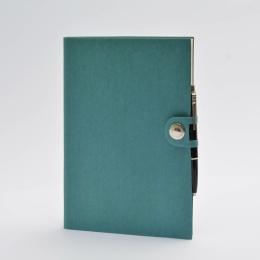 Kalender 2021 NOX türkis | 17 x 24 cm,  1 Woche/Doppelseite
