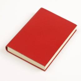 Kalender CLASSIC rot | 9 x 13 cm,  1 Tag/Seite