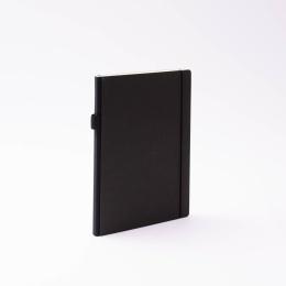 Kalender CONTEMPORARY schwarz | 17 x 24 cm,  1 Woche/Doppelseite