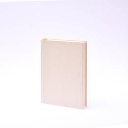 Kalender LEINEN vanille | DIN A 5,  1 Tag/Seite
