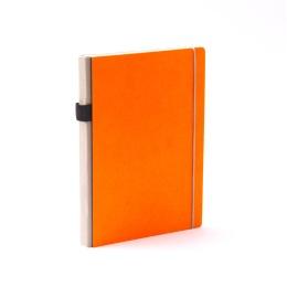 Kalender NEW GENERATION orange | 12 x 16,5 cm,  1 Tag/Seite