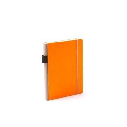 Kalender NEW GENERATION orange | 12 x 16,5 cm,  1 Woche/Doppelseite