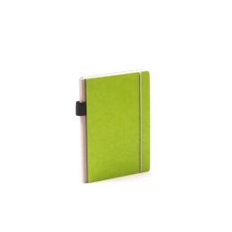 Kalender NEW GENERATION grün | 12 x 16,5 cm,  1 Woche/Doppelseite