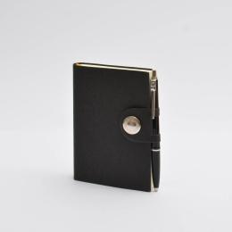 Kalender NOX schwarz | 9 x 13 cm,  1 Tag/Seite
