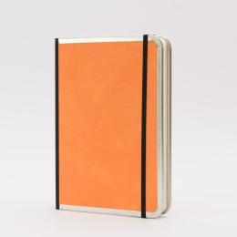Wochenplaner 2021 BASIC COLOUR orange | 17 x 24 cm,  1 Woche/Doppelseite