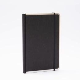 Wochenplaner BASIC schwarz | 17 x 24 cm,  1 Woche/Doppelseite