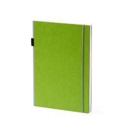 Wochenplaner NEW GENERATION grün   17 x 24 cm,  1 Woche/Doppelseite