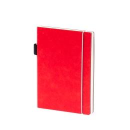 Wochenplaner NEW GENERATION rot | 12 x 16,5 cm,  1 Woche/Doppelseite