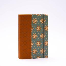 Notizbuch ALMA Avon Blue | DIN A 5, 144 Blatt blanko