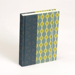 Notebook ALMA Suffolk | A 5, 144 sheet dot grid