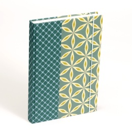 Notizbuch ALMA Cornwall | 12 x 16,5 cm, 144 Blatt liniert